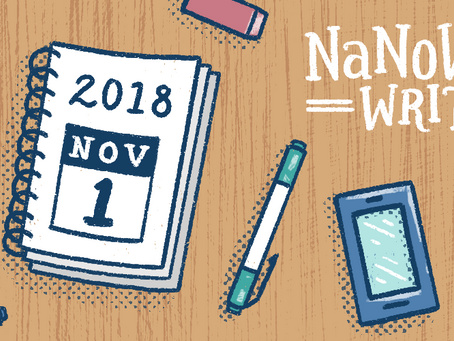 #NaNoWriMo, #FlashWriMo, and Everything in Between