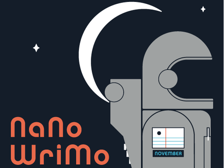 NaNo2016: What's on your playlist?