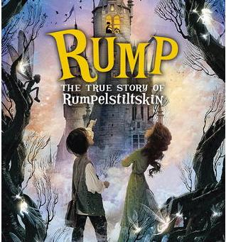 Book Review: Rump by Liesl Shurtliff