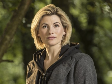 Caffeinated Speculation: 13th Doctor Announced!