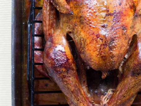 Flash Fiction Friday: Thanksgiving Supper