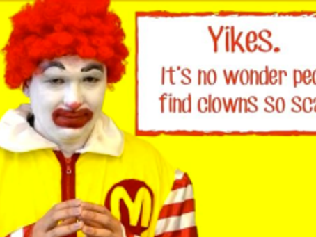 Why we don't 'do' McDonald's