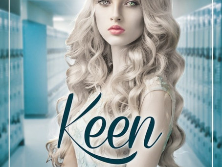 Cover Reveal Day for KEEN!