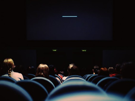 Flash Fiction Friday: At the Cinema