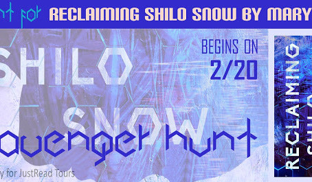 The Hunt for Reclaiming Shilo Snow Scavenger Hunt Tour and Book Review