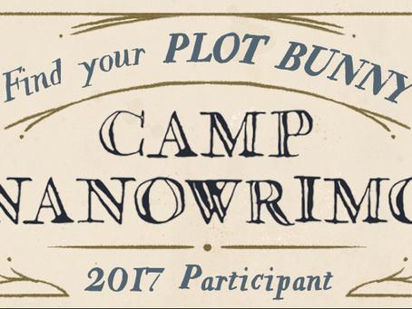 Caffeinated Convo: Camp NaNo or Time for a Vaca?