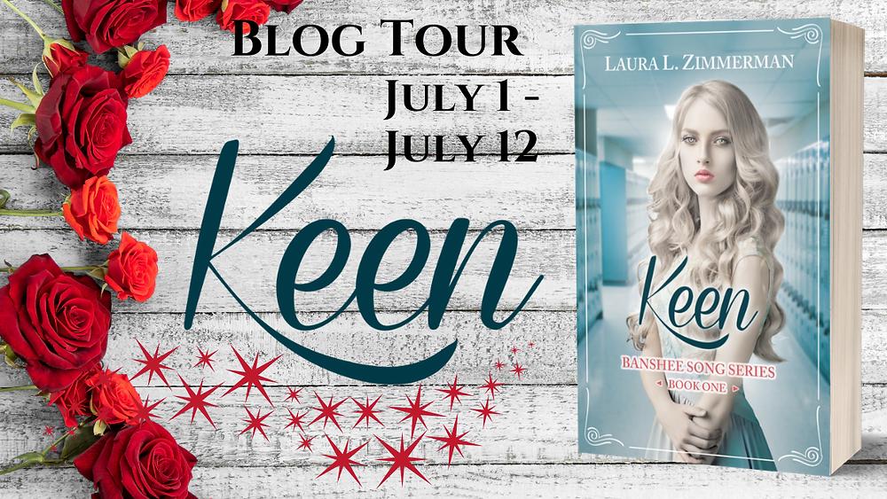 Keen Blog Tour Banner