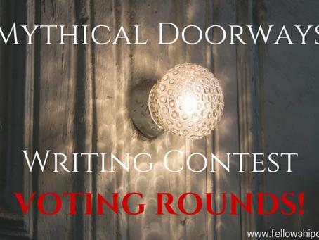 Mythical Doorways Writing Contest!