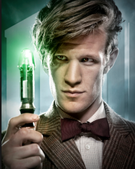 Caffeinated Speculation: 'Doctor Who' Who?