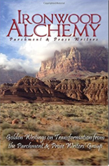 Ironwood Alchemy Anthology Release–Including a short story by moi! (*squeal*)