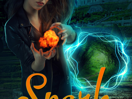 Cover Reveal: SPARK by J.M. Hackman