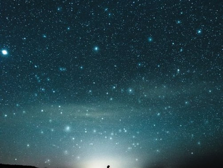 """Stories of the Stars Contest–""""A Million Heartbeats"""" by Maggie Graber"""