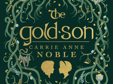 """Book Release: """"The Gold Son"""" by Carrie Anne Noble"""
