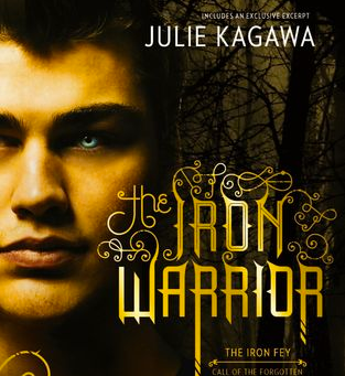 Book Review: The Iron Warrior by Julie Kagawa