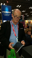 Mark at BEA Book Expo of America