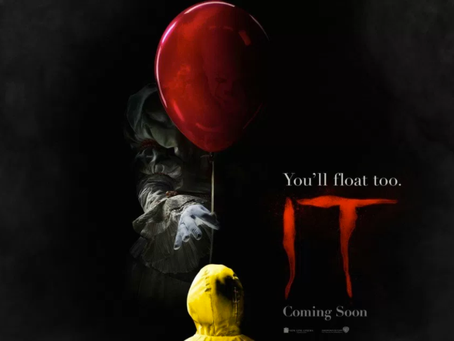 """Caffeinated Speculation: Have you seen the trailer for """"It""""?"""