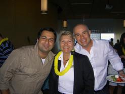 Chef Suvir & roberto Santibanez.JPG