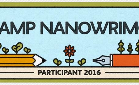 Welcome to Camp NaNoWriMo!