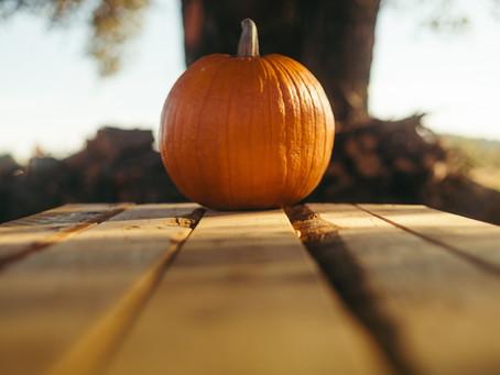 Flash Fiction: Perfect Pumpkin