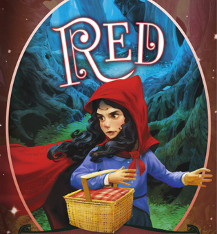 Book Review: RED by Liesl Shurtliff