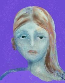 Purple Lady 1