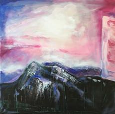 """Skycolours"", 50 x 40 cm"