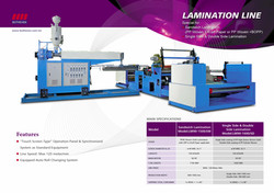 Lamination Line-content page