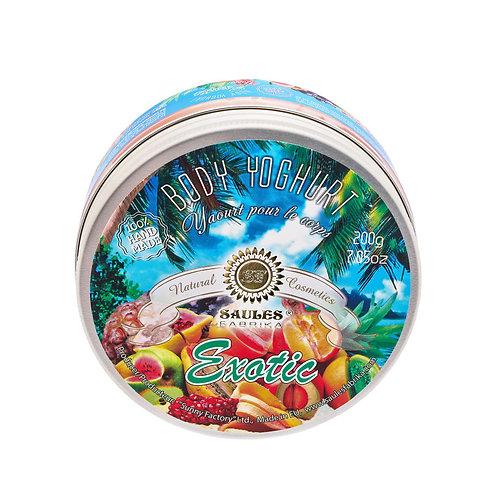 Body Yoghurt - Exotic