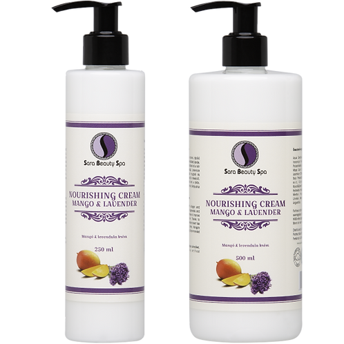 Fuktighetskrem - Mango & Lavender