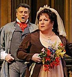 Tosca with Marcello Giordani