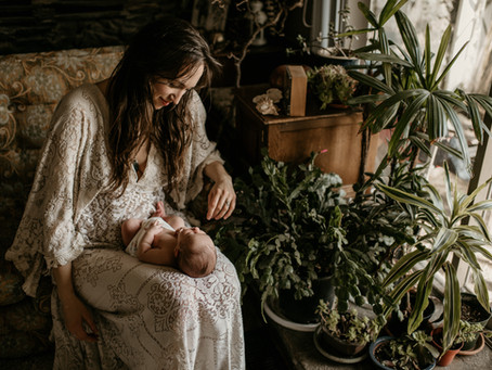 Initiation: a postpartum unravelling