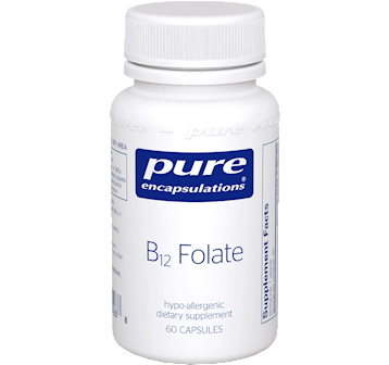 B12 with Folate
