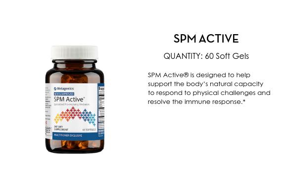 SPM Active