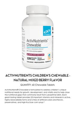 ActivNutrients Children's Chewable