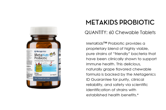 MetaKids Probiotic
