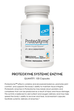 ProteoXyme Systemic Enzyme