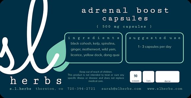 Adrenal Boost Capsules