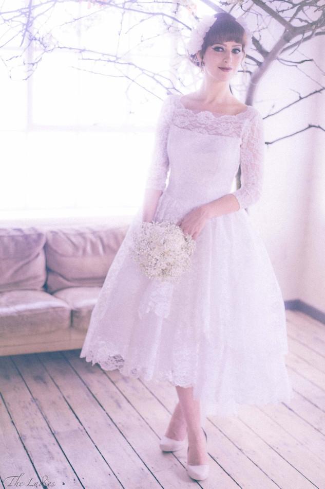 pinup bride