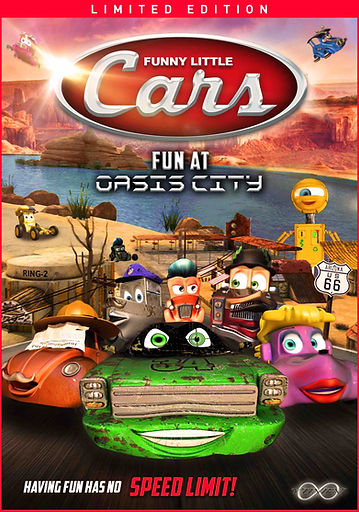 Funny Little Cars 2 LIMITED EDITION.jpg