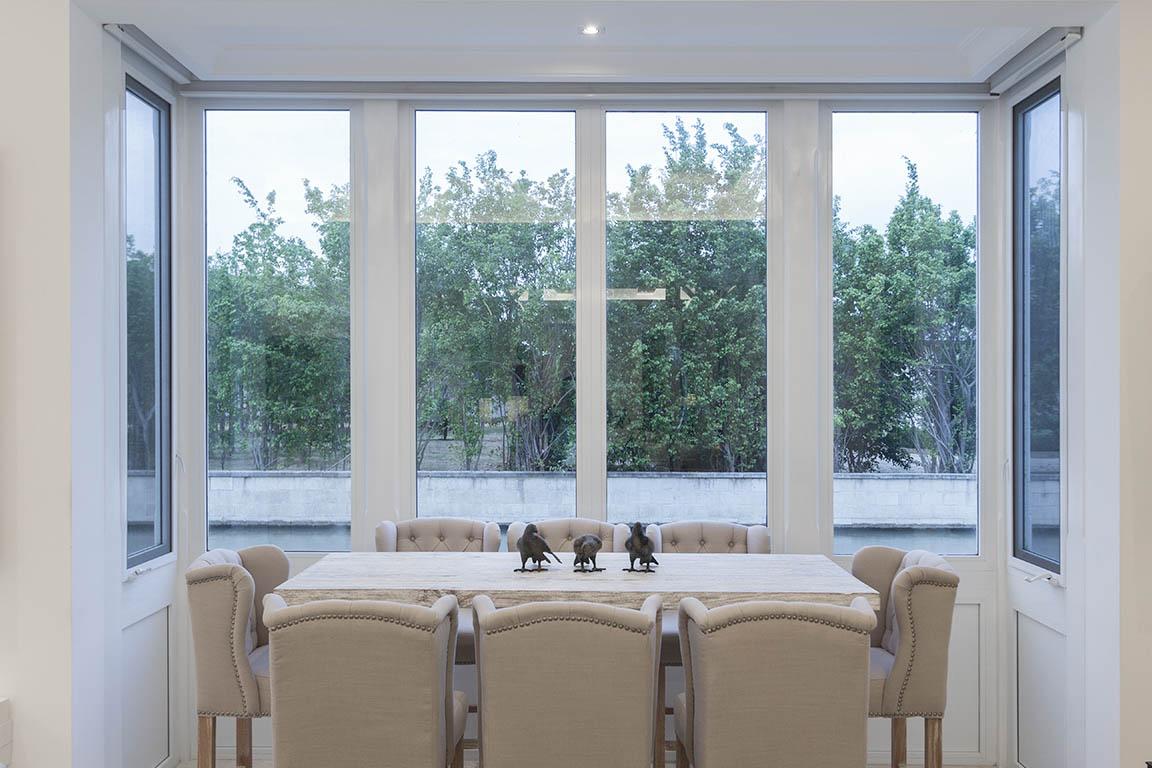 Ventana y puerta de aluminio y vidrio window world 11