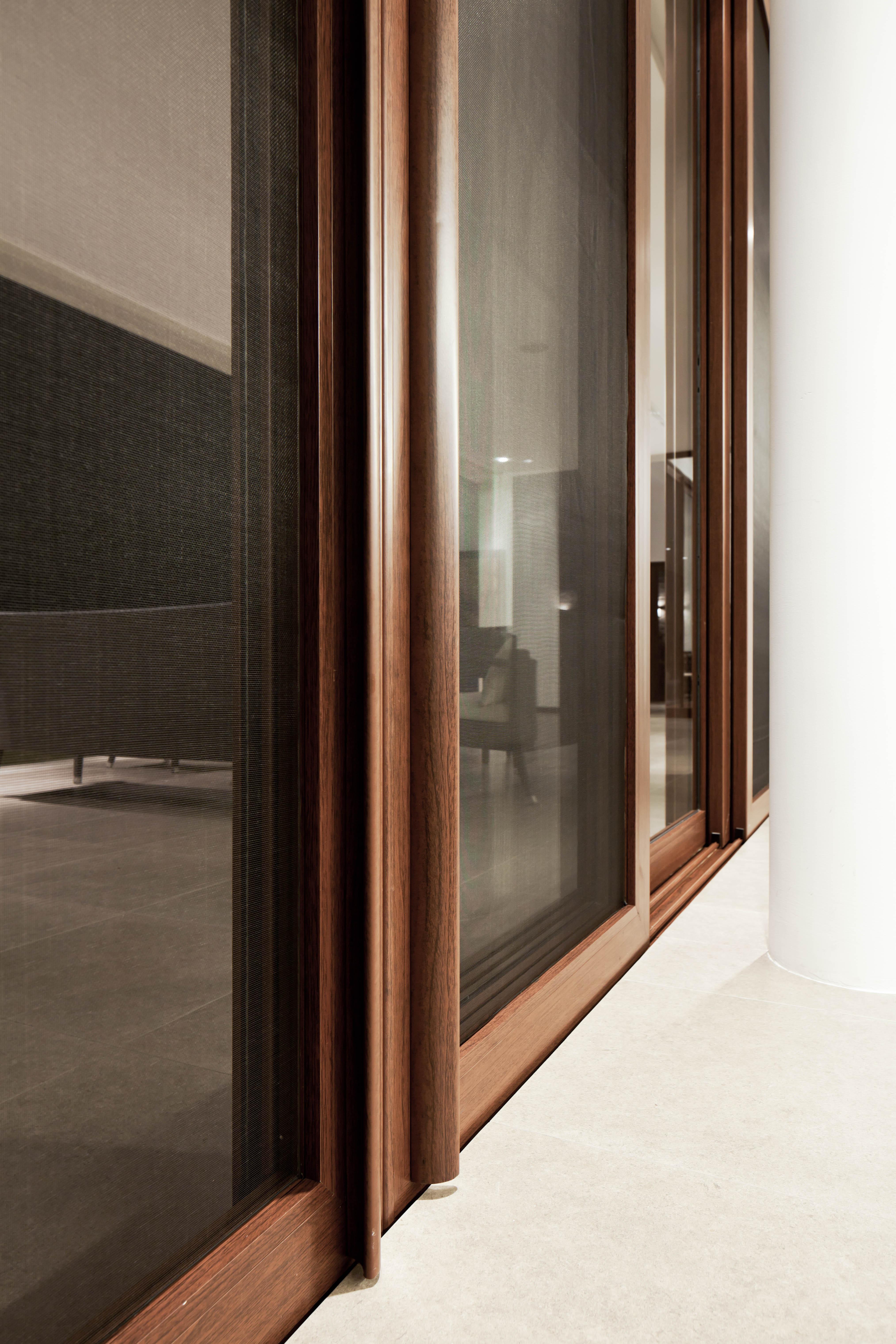Ventana y puerta de aluminio y vidrio window world 66