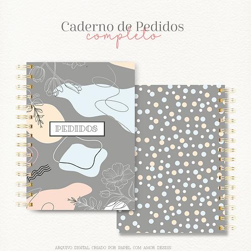 Caderno Pedidos Completo