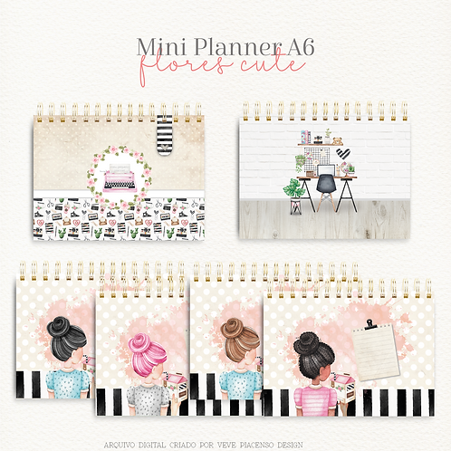 Mini Planner 2021 A6