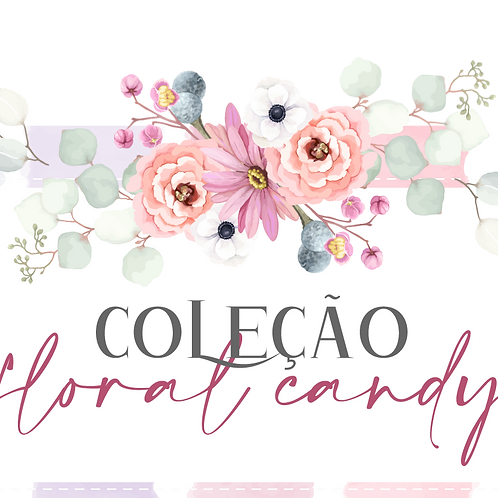 Combo Floral Candy