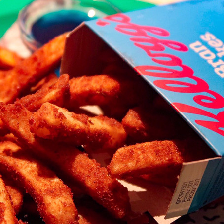 The Cereal Killer Cafe | Cereal, But Make It Fried