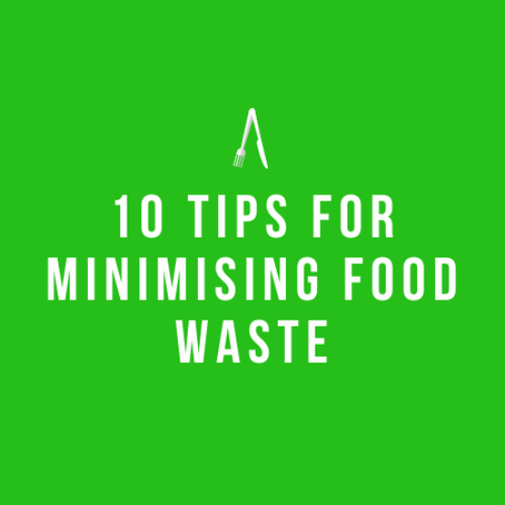 The Grand Eat | Ten Tips for Minimising Waste