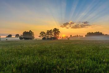 Sonnenaufgang im Murnauer Moos 1 - Wolfg