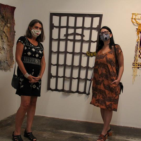Silvana Soriano and Liene Bosque