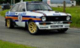 DSC01168.jpg Mk 2 Escort in Rothmans Colour Scheme