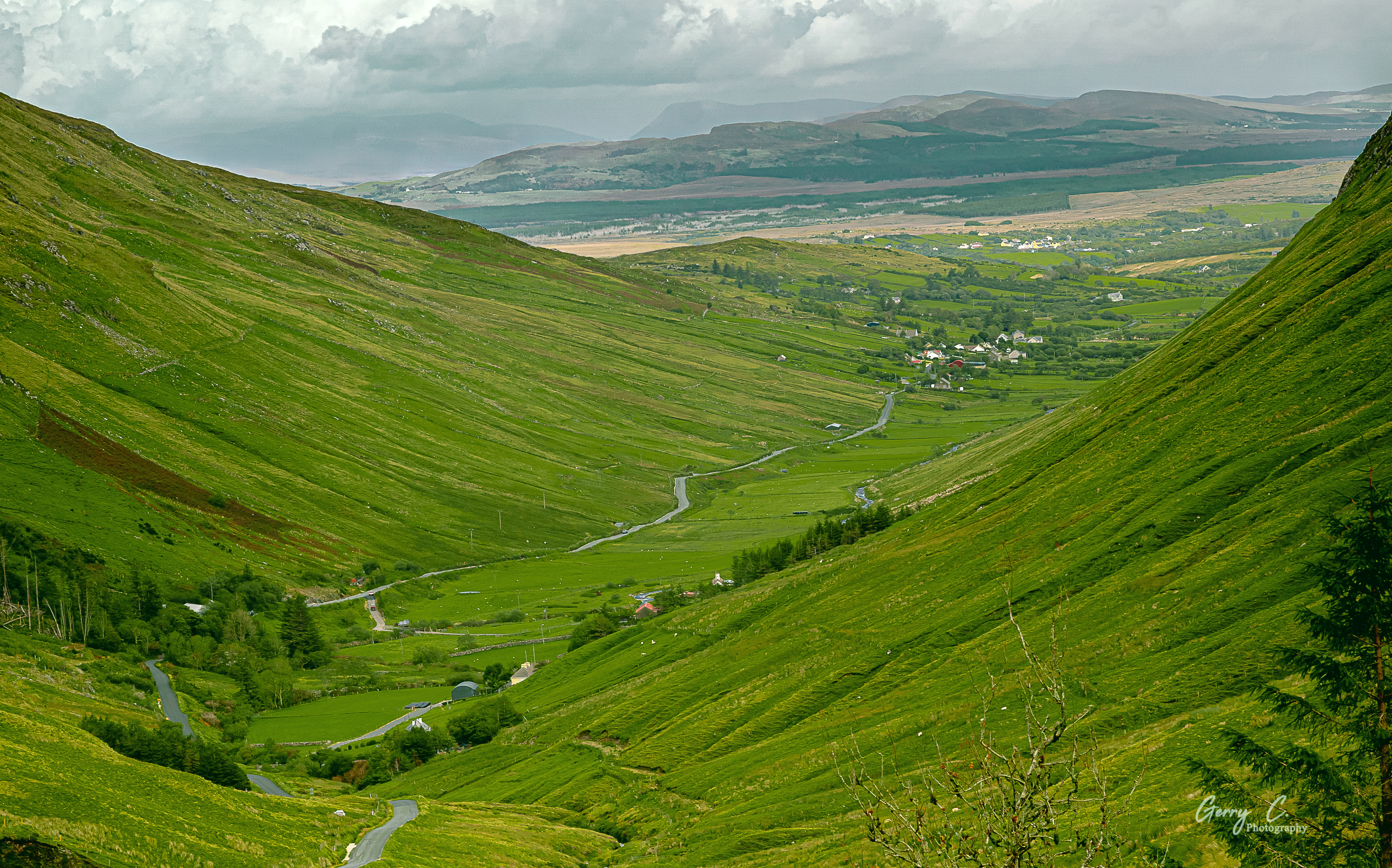 Glengesh Pass, Co. Donegal